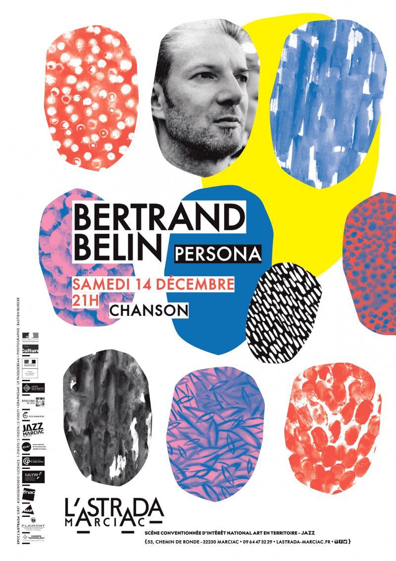 Bertrand Belin - Persona