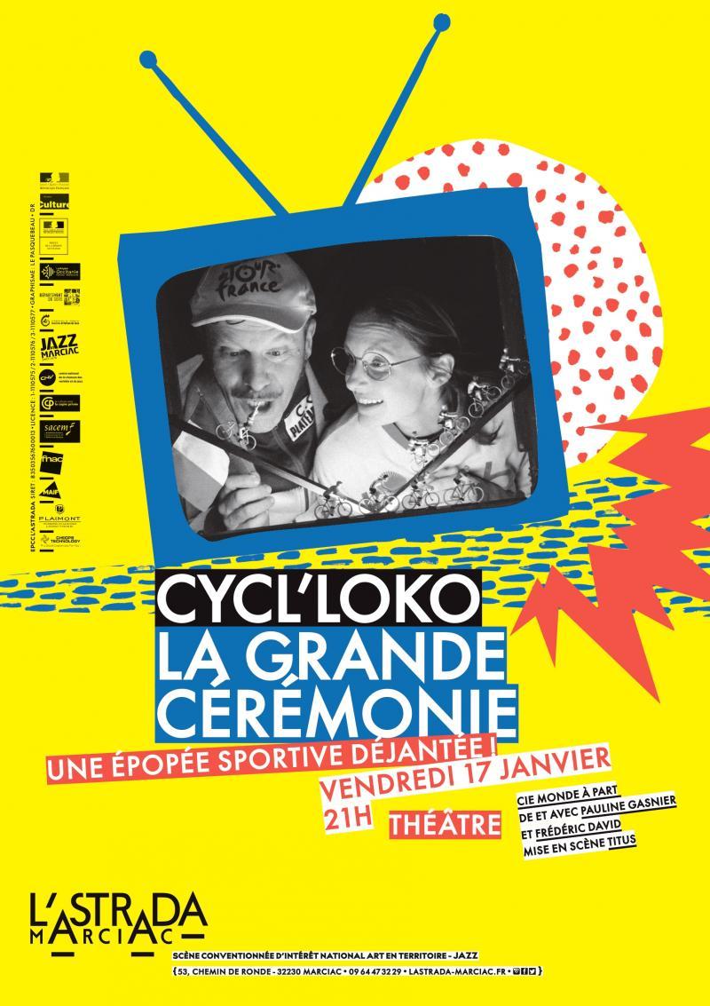 Cie Monde à Part - CYCL'LOKO