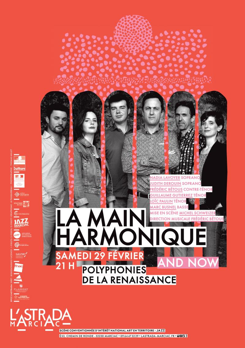 "La Main Harmonique ""And Now"""