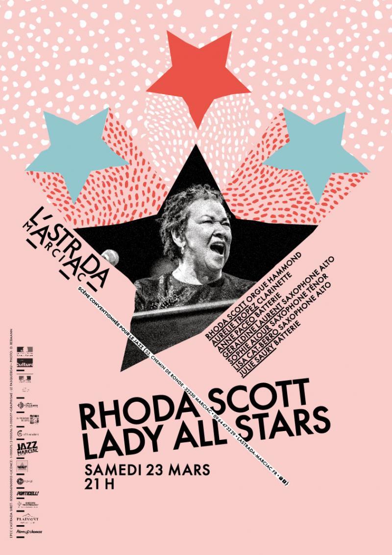 Rhoda Scott Lady All Stars