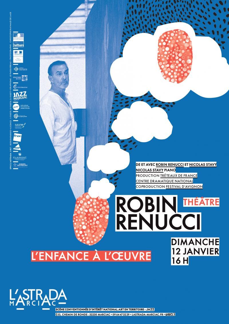 Robin Renucci - L'Enfance à l'Oeuvre