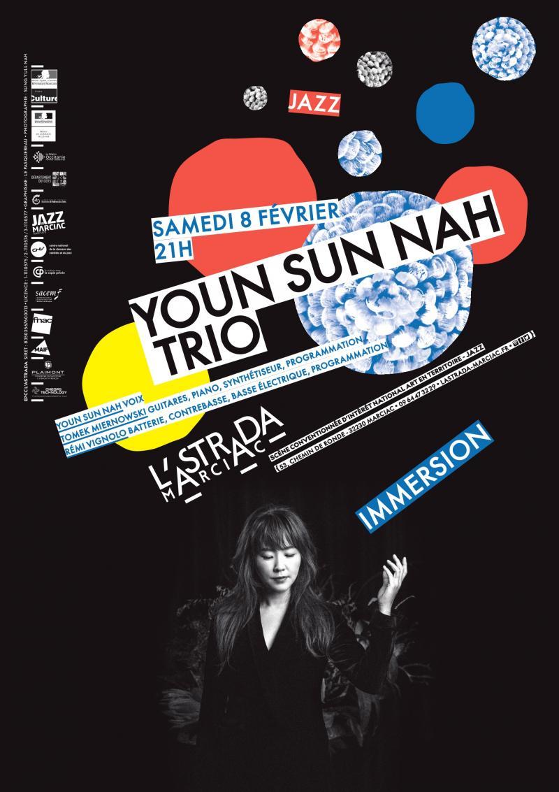 Youn Sun Nah Trio - Immersion