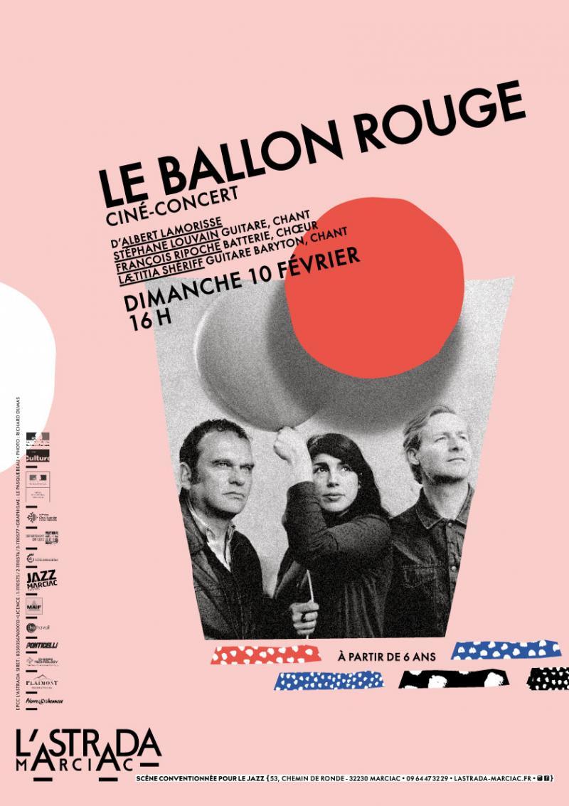 Ciné-concert : Le Ballon Rouge