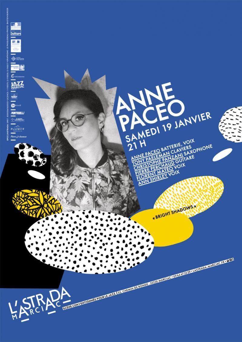 """Anne Paceo """"Bright Shadows"""""""