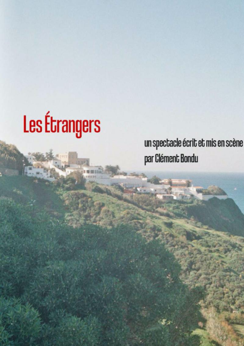 Les Étrangers - Clément Bondu