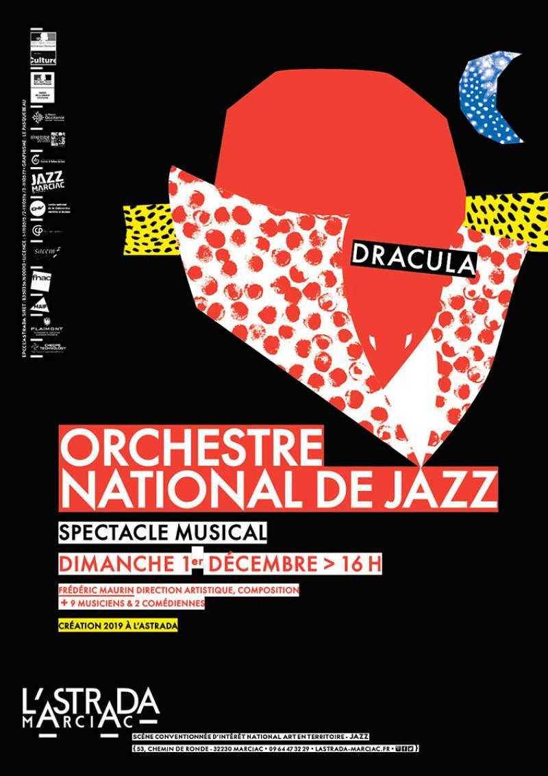Orchestre National de Jazz - Dracula