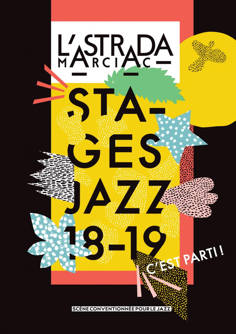 Stages Jazz 2018-19